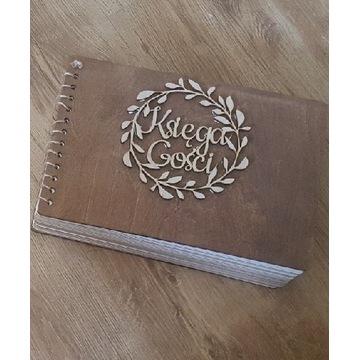 Księga gości ślubna
