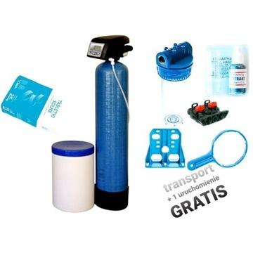 Zmiękczacz wody RIDER 35l zestaw + wysyłka