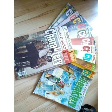 Charaktery magazyn psychologiczny 14 numerów