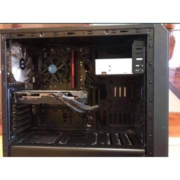 Komputer i5 7500, GTX1060 6GB, 8GB Ramu, 128SSD