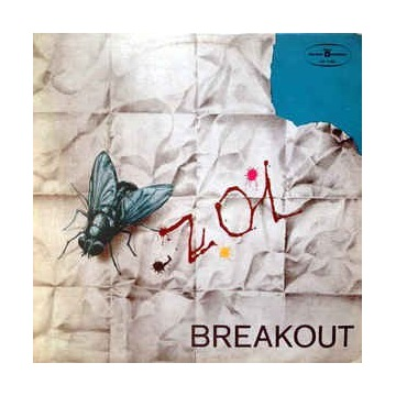 BREAKOUT - ZOL  mini vinyl replika