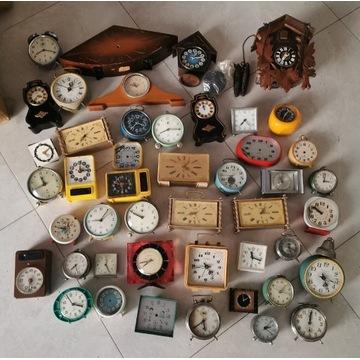 Zegary zegarki budziki cały karton OKAZJA - BCM