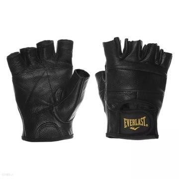 Rękawice Everlast EX2474 na siłownię rozmiar S