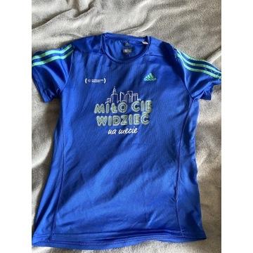 Koszulka biegowa Adidas Półmaraton Warszawski