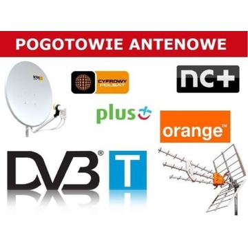 Ustawienie Anteny Pogotowie Antenowe Montaż Anteny