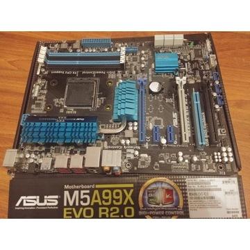 Asus M5A99X EVO R2.0 AM3+