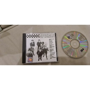 The Specials Specials CD Unikat