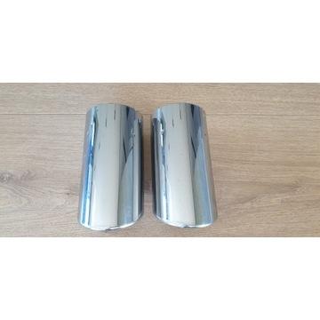 Końcówki wydechu tłumika Sline Audi A3, A4, A5, A6