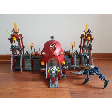 LEGO 8759 unikat Bionicle twierdza
