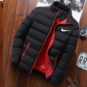 Kurtka Nike Zimowa  Rozm.od M do XXL cena.279zł