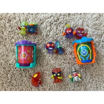 Super Zings zestaw figurek krystalicznych