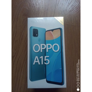 Oppo A15