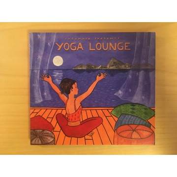 CD: Putumayo. Yoga Lounge (joga)