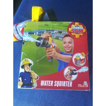 Water suirtet pistolet na wode