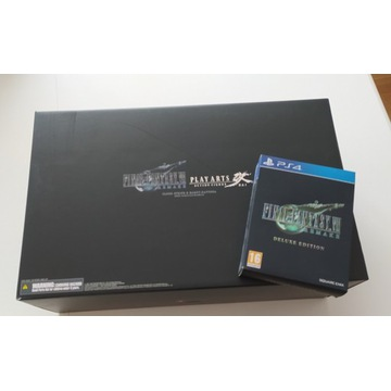 FINAL FANTASY VII REMAKE - 1ST CLASS EDITION Ps4