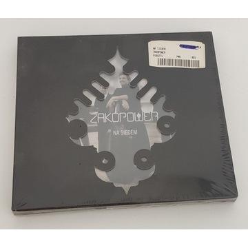 Zakopower - Na Siedem CD NOWY