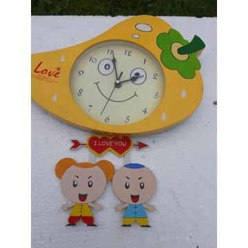 Zegar do pokoju dziecka