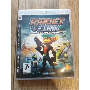 Ratchet and Clank: Tools Of Destruction PS3