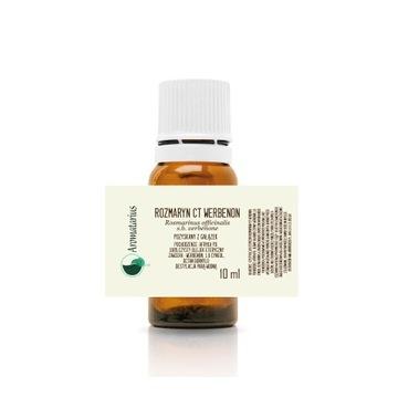 Rozmaryn CT werbenon 100% czysty olejek eteryczny
