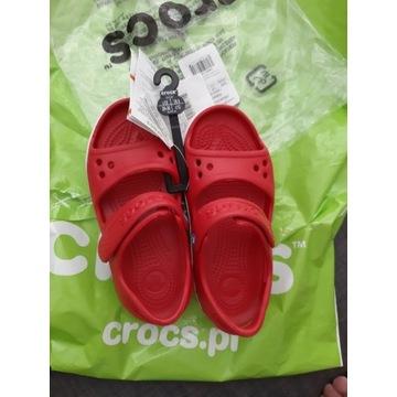 Crocs Crocband 2 rozm. C12 - 29/30 dziecięce