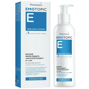 Balsam Emotopic 400 ml PHARMACERIS