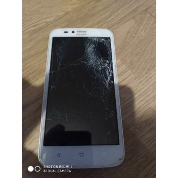 Huawei y625 rozbity LCD
