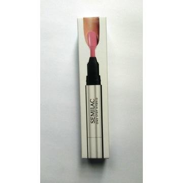 Lakier hybrydowy w markerze Semilac French Pink
