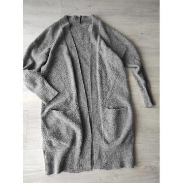 Sweter kardigan ala alpaka r S