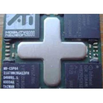Nowy układ ATI Mobility Radeon 9000 M9-CSP64 (216T