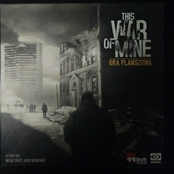 This War of Mine stan bdb! Wrocław Okazja!
