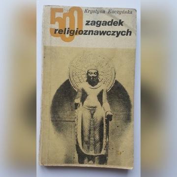 K. Kuczyńska 500 zagadek religioznawczych - quiz
