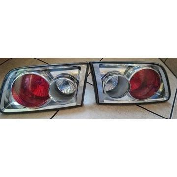 Lampy tylne Mazda 6 kombi 2003