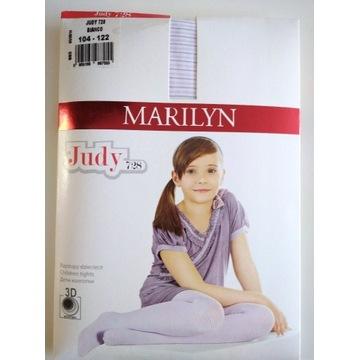 Rajstopy Judy 728- 40 den Marilyn Bianco 104-122