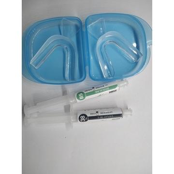Dwa zestawy do wybielania zębów + scailing