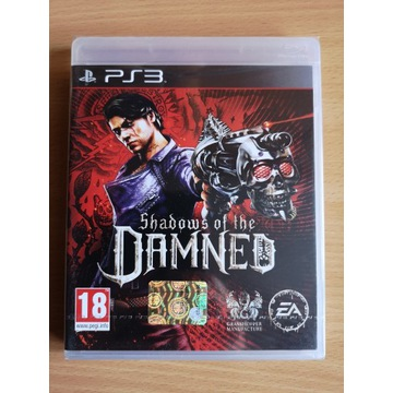 Gra PS3 Shadows of The Damned NOWA! PlayStation 3