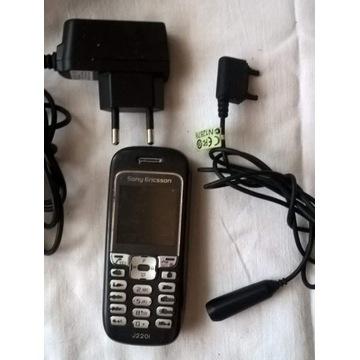 SonyEricsson J220i, pad bateria, komplet.