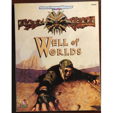 Planescape RPG - Well of Worlds - nowa