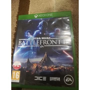 Gra Star Wars Battlefront 2 Xbox One Polska wersja