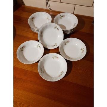 Salaterki porcelanowe- 14 szt. lub pojedynczo