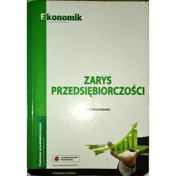 Zarys przedsiębiorczości podręcznik EKONOMIK