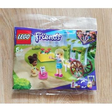 Lego Friends 30412 Wózek z kwiatami - nowy zestaw