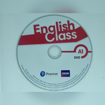 English Class A1 DVD