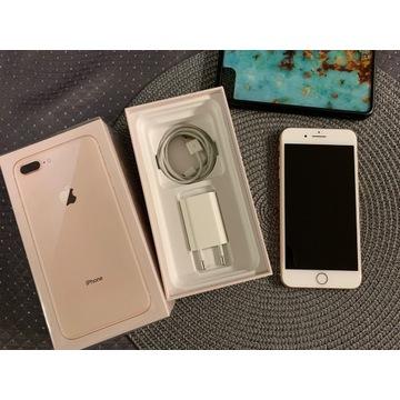 Iphone 8 Plus 64 GB złoty