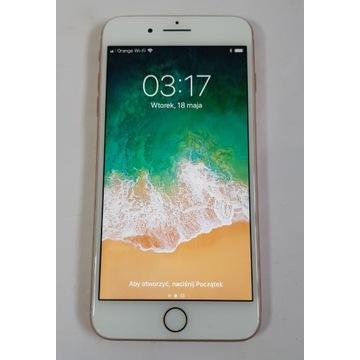 Smartfon Iphone 8 Plus Gold, 3 GB RAM, 64 GB