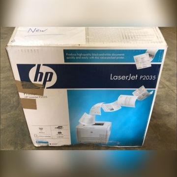 Drukarka laserowa HP LaserJet P2035 (CE461A)