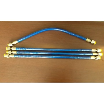 Przewody wysokiego ciśnienia elastyczne