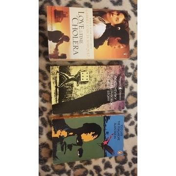 Zestaw Penguin, Marquez, Paton, Dostoyevsky