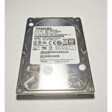 Dysk Toshiba 1000gb 1tb