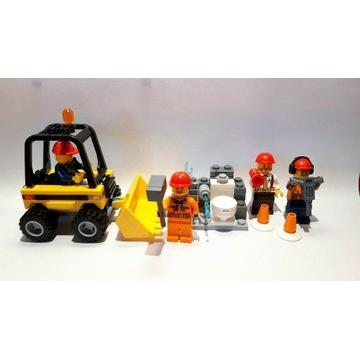 Zestaw LEGO Budowa