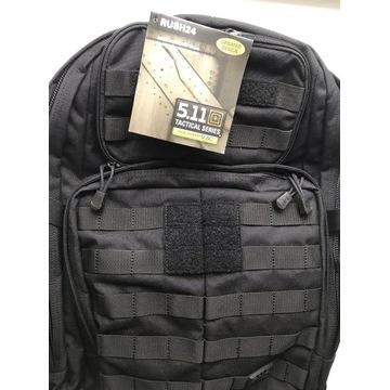 Nowy Plecak Taktyczny Firmy 5.11 model Rush 24